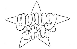 mark for YOUNG STAR, trademark #85707231