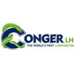 mark for CONGER LH THE WORLD'S FIRST LUBRIHIBITOR, trademark #85707276