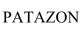 mark for PATAZON, trademark #85707438