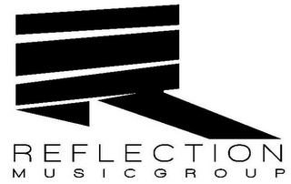 mark for R REFLECTION MUSIC GROUP, trademark #85708226