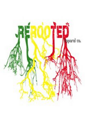 mark for REROOTED APPAREL CO., trademark #85708342