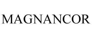 mark for MAGNANCOR, trademark #85708412