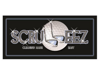 mark for SCRUBBEEZ CLEANING MADE EASY, trademark #85708645