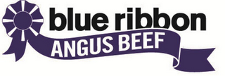 mark for BLUE RIBBON ANGUS BEEF, trademark #85708685