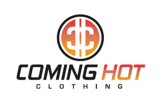 mark for CHC COMING HOT CLOTHING, trademark #85709100