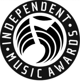 mark for · INDEPENDENT · MUSIC AWARDS, trademark #85709186