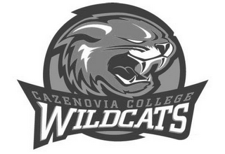 mark for CAZENOVIA COLLEGE WILDCATS, trademark #85709194