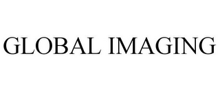 mark for GLOBAL IMAGING, trademark #85709291