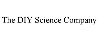 mark for THE DIY SCIENCE COMPANY, trademark #85709484