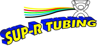 mark for SUP-R TUBING, trademark #85709493