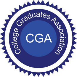 mark for COLLEGE GRADUATES ASSOCIATION, CGA, trademark #85709501
