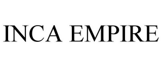 mark for INCA EMPIRE, trademark #85709933