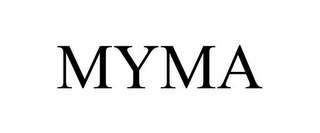 mark for MYMA, trademark #85710082