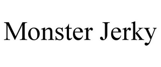 mark for MONSTER JERKY, trademark #85710286