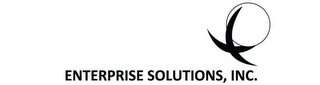 mark for ENTERPRISE SOLUTIONS, INC., trademark #85710349
