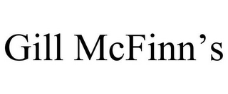 mark for GILL MCFINN'S, trademark #85710528