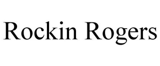 mark for ROCKIN ROGERS, trademark #85710553