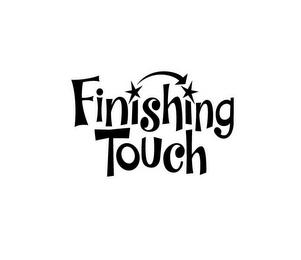 mark for FINISHING TOUCH, trademark #85710578