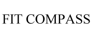 mark for FIT COMPASS, trademark #85710740