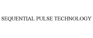 mark for SEQUENTIAL PULSE TECHNOLOGY, trademark #85710862