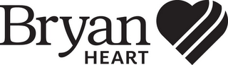 mark for BRYAN HEART, trademark #85710893