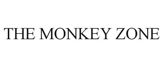 mark for THE MONKEY ZONE, trademark #85711026