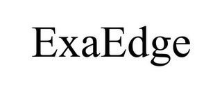 mark for EXAEDGE, trademark #85711167
