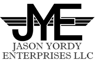 mark for JYE JASON YORDY ENTERPRISES LLC, trademark #85711242