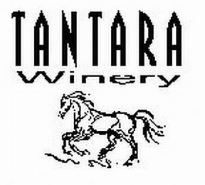 mark for TANTARA WINERY, trademark #85711277