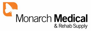 mark for MONARCH MEDICAL & REHAB SUPPLY, trademark #85711556