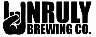 mark for UNRULY BREWING CO., trademark #85711840