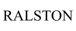 mark for RALSTON, trademark #85711842