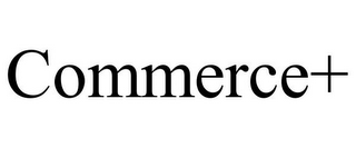 mark for COMMERCE+, trademark #85711905