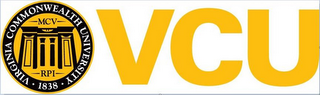 mark for VIRGINIA COMMONWEALTH UNIVERSITY 1838 -MCV- -RPI- VCU, trademark #85711980
