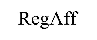 mark for REGAFF, trademark #85712105