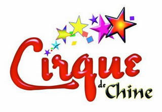 mark for CIRQUE DE CHINE, trademark #85712122