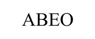 mark for ABEO, trademark #85712708