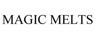 mark for MAGIC MELTS, trademark #85712720