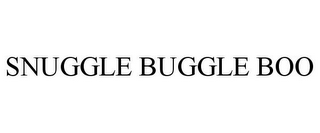 mark for SNUGGLE BUGGLE BOO, trademark #85712784