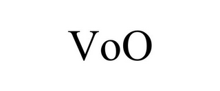 mark for VOO, trademark #85712964