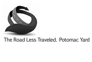 mark for THE ROAD LESS TRAVELED. POTOMAC YARD., trademark #85713023