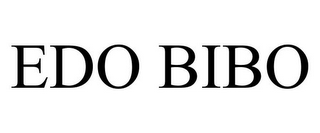 mark for EDO BIBO, trademark #85713059