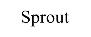 mark for SPROUT, trademark #85713218