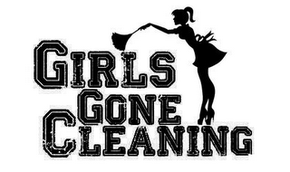 mark for GIRLS GONE CLEANING, trademark #85713414
