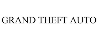 mark for GRAND THEFT AUTO, trademark #85713489