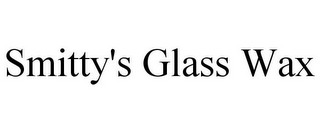 mark for SMITTY'S GLASS WAX, trademark #85713494
