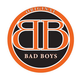 mark for ORIGINAL BB BAD BOYS, trademark #85713702