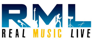 mark for RML REAL MUSIC LIVE, trademark #85713715