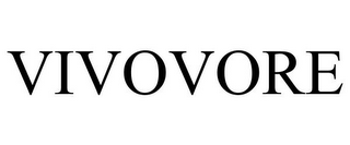 mark for VIVOVORE, trademark #85713833