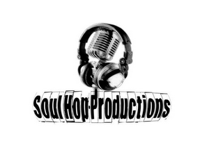 mark for SOUL HOP PRODUCTIONS, trademark #85714198
